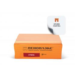 Экструзионный пенополистирол ПЕНОПЛЭКС СТЕНА® 30х585х1185 мм