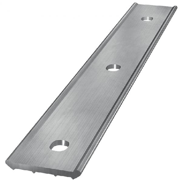 Планка прижимная алюминиевая 2000*28*3,8