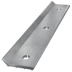 Планка краевая алюминиевая (ПКА) 2000*30*2,5