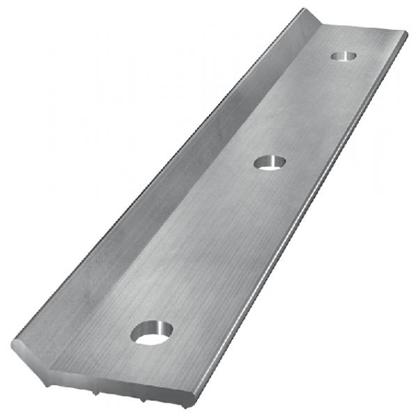 Планка краевая алюминиевая 30*2,5*3000 мм 60 п.м.