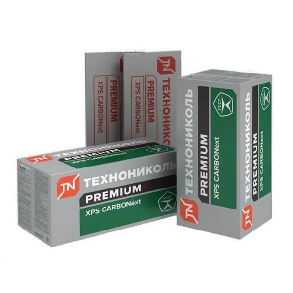 Экструдированный пенополистирол (XPS) ХРS Технониколь CarboNext 400 RF 2380х580х100-L