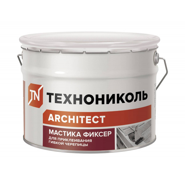 Мастика №23 Фиксер, ведро 12 килограмм Технониколь Architect