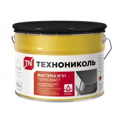 Мастика кровельная Техномаст №21, ведро 10 кг