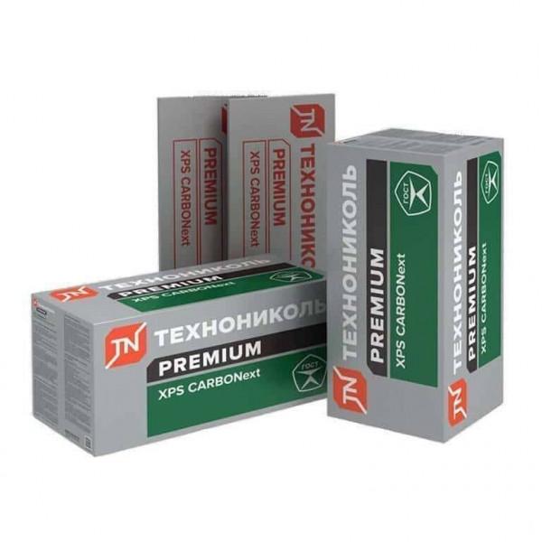 Экструдированный пенополистирол (XPS) ХРS Технониколь CarboNext 300 RF 2380х580х40-L