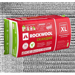Rockwool Лайт Баттс Скандик 1200 х 600 х 100