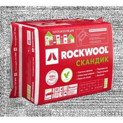 Rockwool Лайт Баттс Скандик 800 х 600 х 50