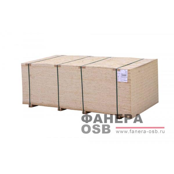 Плита OSB-3 15мм 1220х2440 мм Kronospan