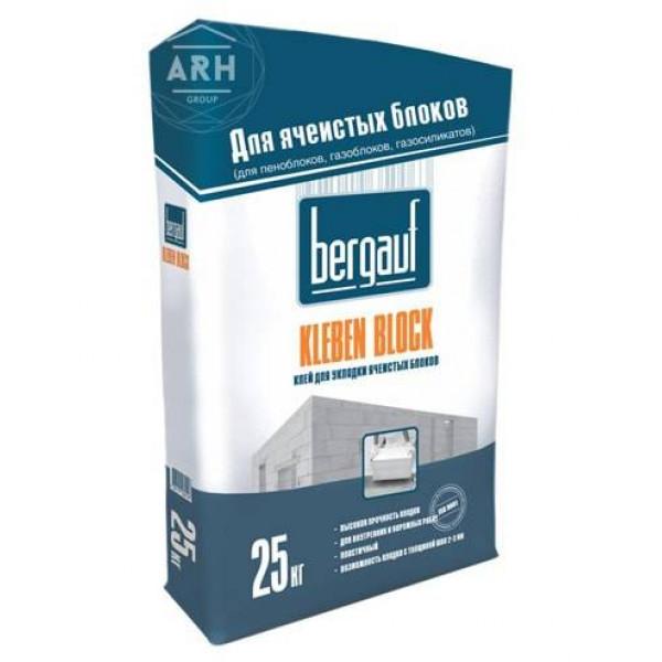 Bergauf Kleben Block Winter клей для ячеистых блоков