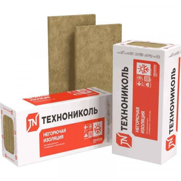 Базальтовая вата Технониколь Техновент Проф 1200x600x50 мм 6 плит
