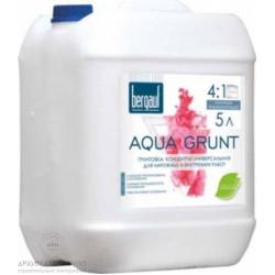 Bergauf Aqua Grunt грунтовка концентрат 5 кг