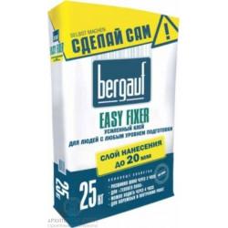 Bergauf Easy Fixer клей усиленный для плитки 25 кг