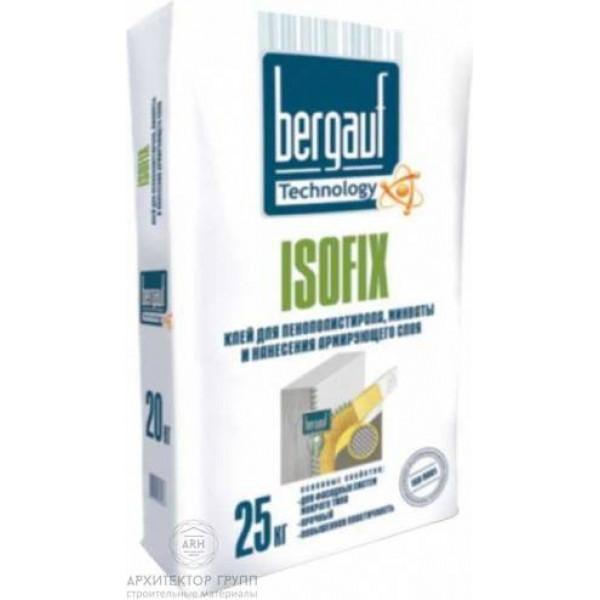 Bergauf Isofix Winter клей для утеплителя 25 кг