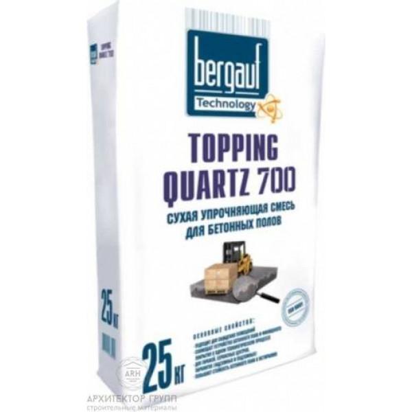 Bergauf Topping Quartz 700 топпинг 25 кг