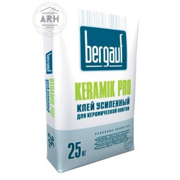 Bergauf Keramik Pro Усиленный клей для плитки
