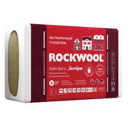 Rockwool Лайт Баттс Экстра 1000 х 600 х 100