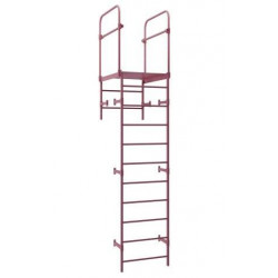 Аварийная лестница П1-1